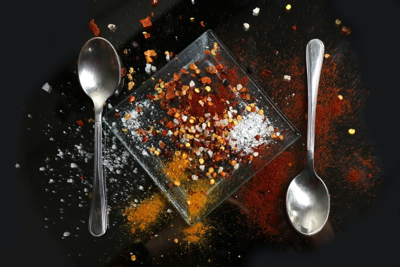CONDIMENTS & SPICES
